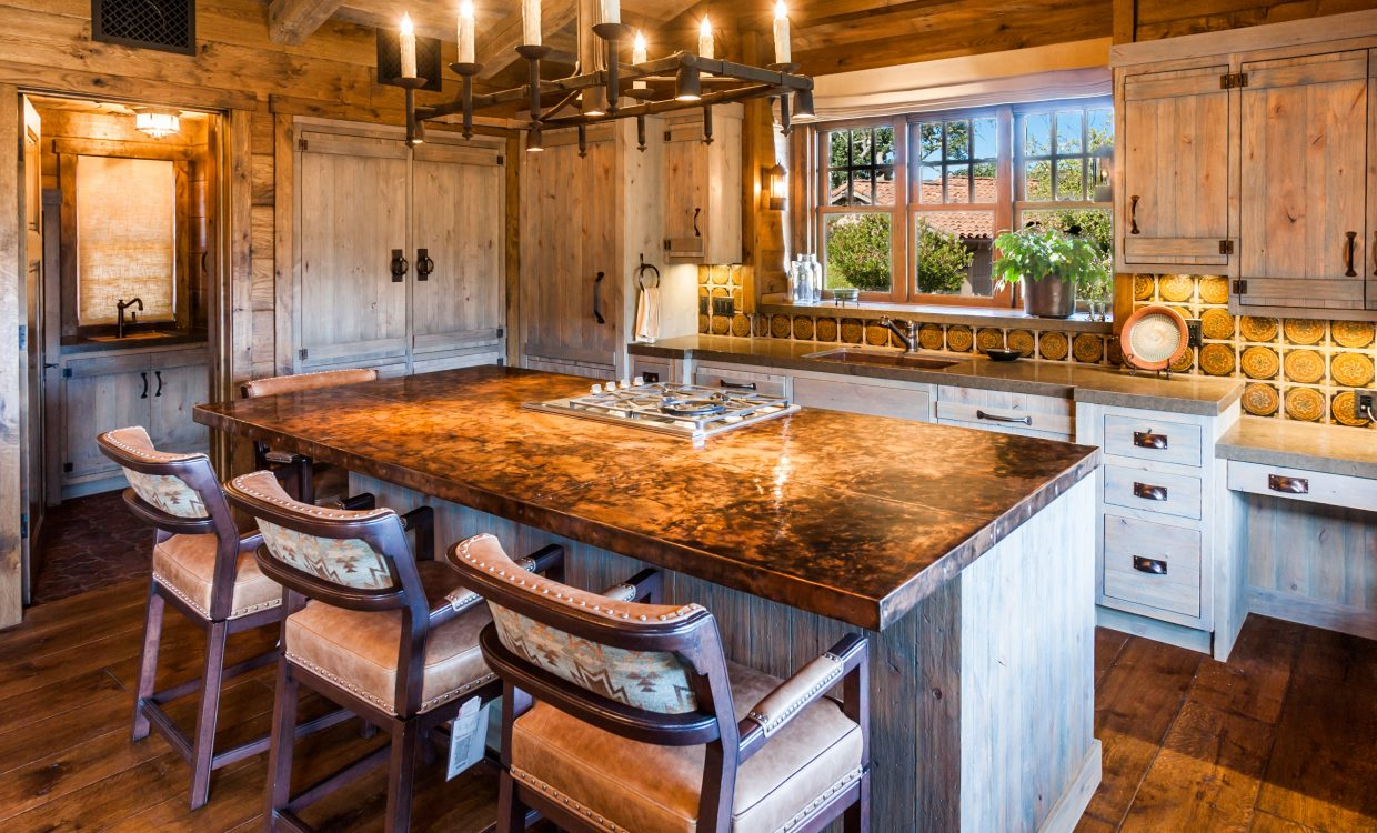 Monterey-Kitchens-Carmel-Valley-Wild-West-Cabin-Custom